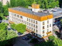Левобережный район, проезд Валдайский, дом 8 с.2. офисное здание