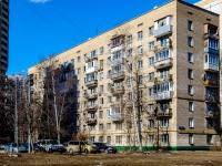 Левобережный район, проезд Валдайский, дом 15. многоквартирный дом