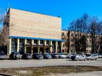 Левобережный район, проезд Валдайский, дом 16 с.1. офисное здание