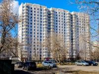 Левобережный район, проезд Валдайский, дом 17А к.1. многоквартирный дом