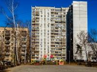 Левобережный район, проезд Валдайский, дом 21. многоквартирный дом