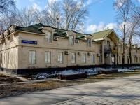 Левобережный район, Ленинградское шоссе, дом 61 с.4. гостиница (отель)