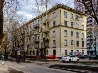 Левобережный район, Ленинградское шоссе, дом 94 к.3. многоквартирный дом