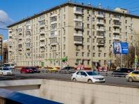 Левобережный район, Ленинградское шоссе, дом 96 к.1. многоквартирный дом