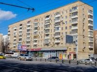 Левобережный район, Ленинградское шоссе, дом 100. многоквартирный дом