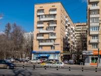 Левобережный район, Ленинградское шоссе, дом 102. многоквартирный дом