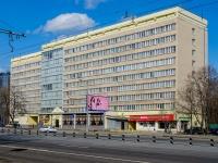 Левобережный район, Ленинградское шоссе, дом 106. общежитие