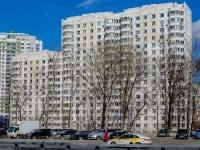 Левобережный район, Ленинградское шоссе, дом 108 к.1. многоквартирный дом