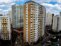 Левобережный район, Ленинградское шоссе, дом 108 к.3. многоквартирный дом