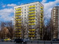 Левобережный район, Ленинградское шоссе, дом 110/2. многоквартирный дом