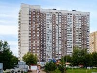 Левобережный район, улица Фестивальная, дом 4. многоквартирный дом