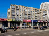 Левобережный район, улица Фестивальная, дом 13 к.1. многоквартирный дом