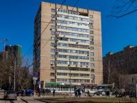 Левобережный район, улица Фестивальная, дом 13 к.2. многоквартирный дом
