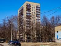 Левобережный район, улица Фестивальная, дом 13 к.3. многоквартирный дом