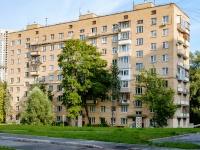 Левобережный район, улица Фестивальная, дом 15 к.3. многоквартирный дом
