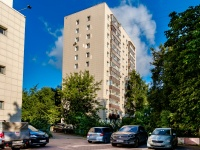 Левобережный район, улица Фестивальная, дом 19. многоквартирный дом