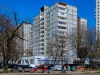 Левобережный район, улица Фестивальная, дом 39 к.1. многоквартирный дом