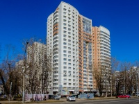 Левобережный район, улица Фестивальная, дом 41 к.1. многоквартирный дом