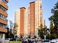 Левобережный район, улица Фестивальная, дом 41 к.3. многоквартирный дом