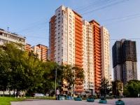 Левобережный район, улица Фестивальная, дом 41 к.4. многоквартирный дом