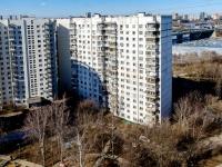 Левобережный район, проезд Прибрежный, дом 4. многоквартирный дом