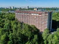 Левобережный район, улица Правобережная, дом 4 к.1. пансионат для ветеранов труда №1