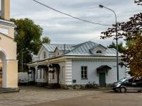 Левобережный район, улица Правобережная, дом 6 с.2. школа Воскресная школа
