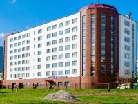 Левобережный район, улица Флотская, дом 5 к.2. офисное здание
