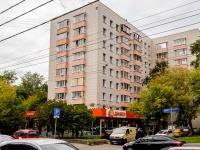 Савёловский район, улица Башиловская, дом 6. многоквартирный дом