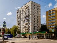 Савёловский район, улица Башиловская, дом 29. многоквартирный дом