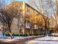 Савёловский район, улица Башиловская, дом 32. многоквартирный дом
