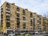 Савёловский район, улица Вятская, дом 1. многоквартирный дом