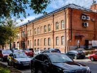 Савёловский район, улица Вятская, дом 27 с.3. офисное здание
