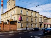 Савёловский район, улица Вятская, дом 47 с.3. офисное здание
