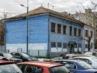 Савёловский район, улица Раздельная, дом 10 с.1. неиспользуемое здание