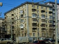 Сокол район, улица Алабяна, дом 10 к.3. многоквартирный дом