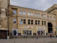 Ленинградский проспект, дом 80 к.19. многофункциональное здание