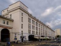 Ленинградский проспект, дом 80 к.21. офисное здание