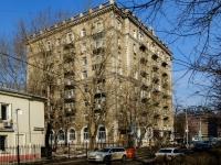Ленинградский проспект, дом 63. офисное здание