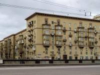 Сокол район, Ленинградский проспект, дом 69 с.1. многоквартирный дом