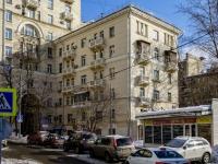 Сокол район, Ленинградский проспект, дом 69 с.2. многоквартирный дом