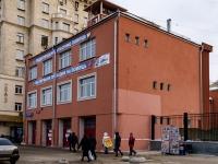 Сокол район, Ленинградский проспект, дом 71А. пожарная часть №19