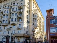Сокол район, Ленинградский проспект, дом 71 к.Д. многоквартирный дом