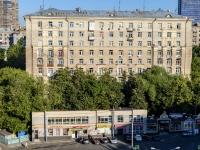 Сокол район, Ленинградский проспект, дом 75А. многоквартирный дом