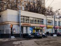 Ленинградский проспект, дом 75Г с.1. многофункциональное здание