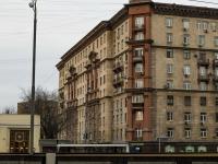 Сокол район, Ленинградский проспект, дом 75 к.1А. многоквартирный дом