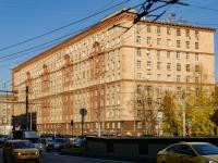 Сокол район, Ленинградский проспект, дом 75 к.1Б. многоквартирный дом