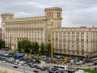 Ленинградский проспект, дом 80 к.16. офисное здание