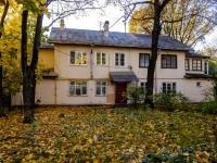 Сокол район, улица Верещагина, дом 1. индивидуальный дом