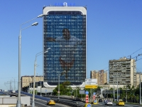 Волоколамское шоссе, дом 2. офисное здание